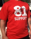 "Shirt ""BIKE 81 SUPPORT"""